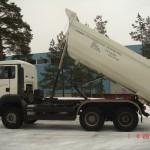 Kallur 15 tonni
