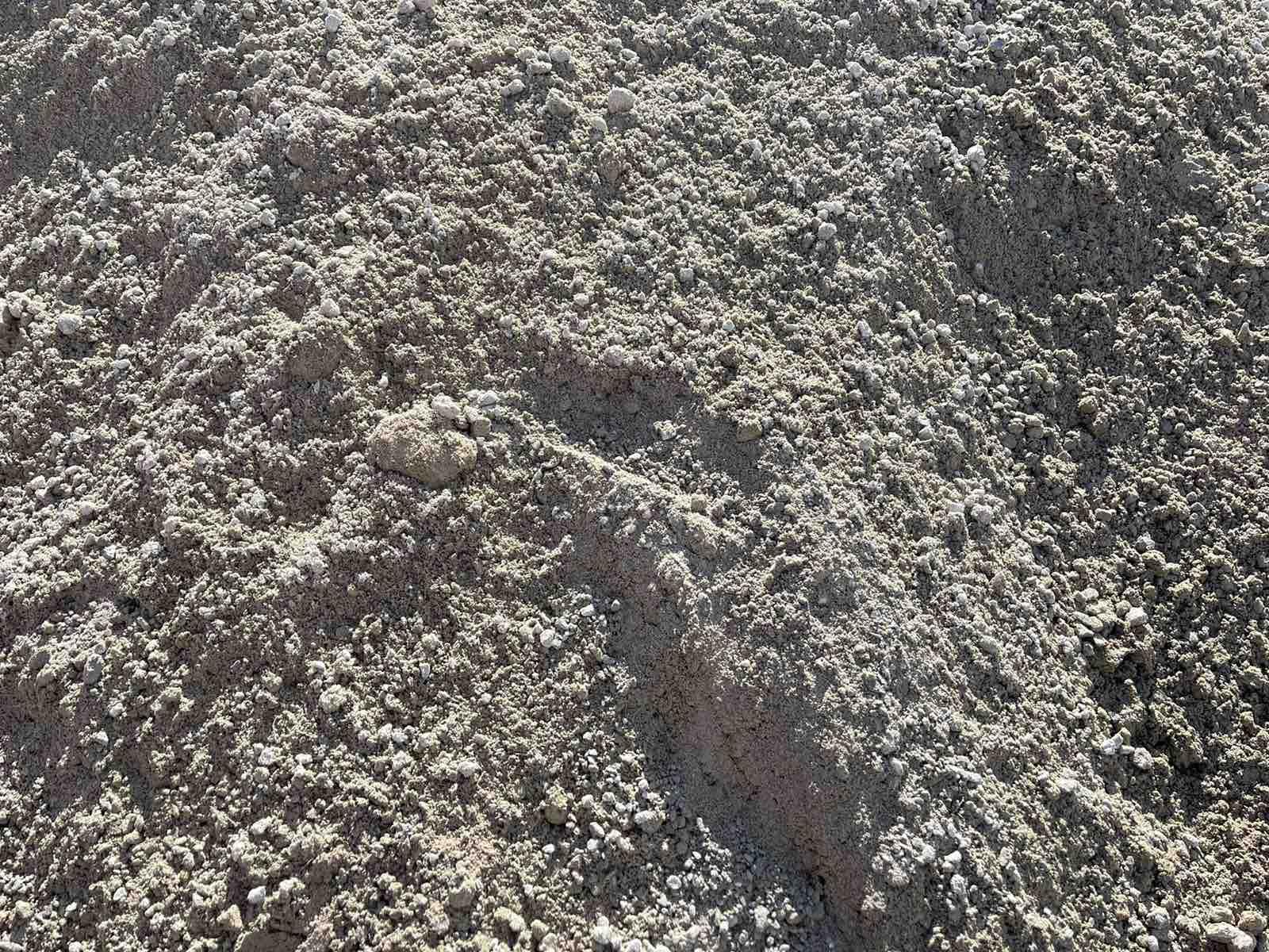 Промытая песочно-щебеночная смесь