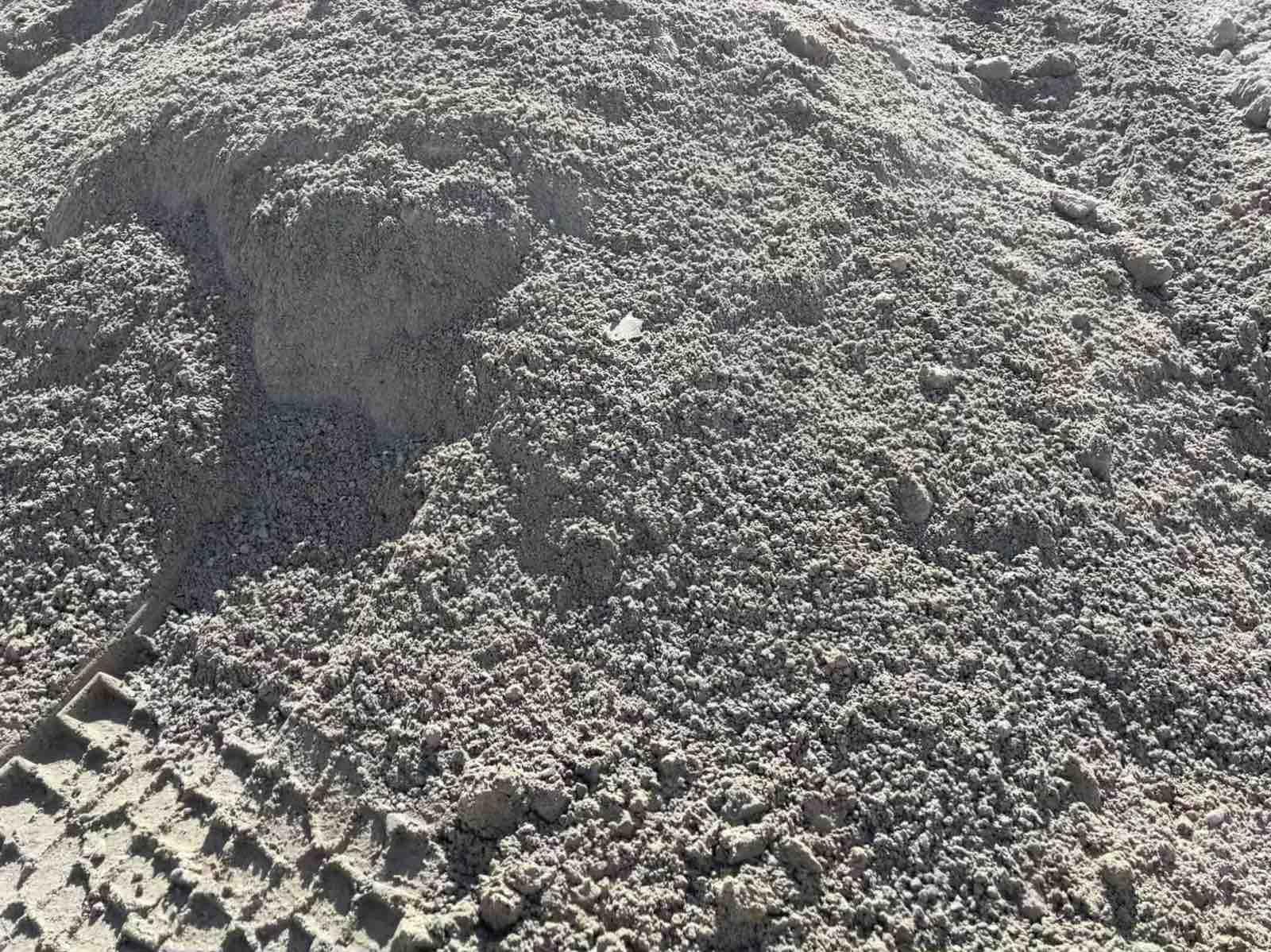 Промытая песочно-щебеночная смесь2